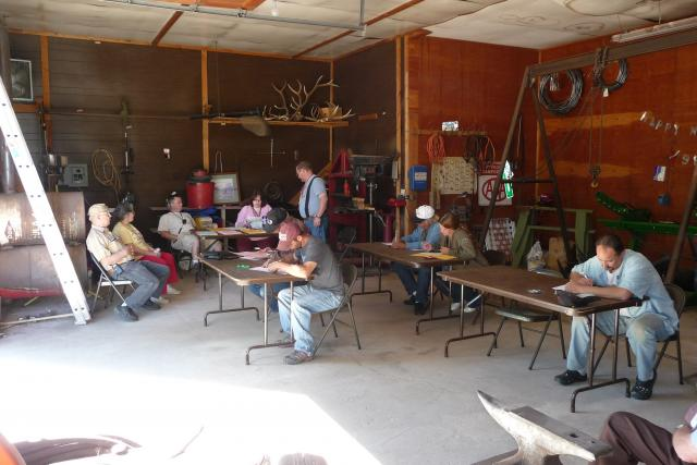 2010 GW Hamfest testing